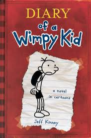 book diary of a wimpy kid by jeff kinney expand details