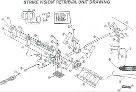 order walker strike vision downrigger parts online from fish307 com expand product diagram ›