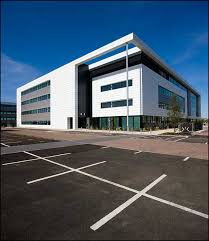 modern office architecture design. Maxim Office Park Motherwell Modern Architecture Design