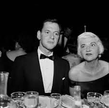 Actor Tony Randall With Wife Florence Gibbs 1959 OLD MOVIE PHOTO 4 | eBay