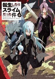 Tensei Shitara Slime Datta Ken Light Novel Volume 6 The Octagram Soars Brightly Tensei Shitara Slime Datta Ken