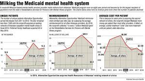 Nonprofit Cashed In Using Arkansas Program For Mental Services