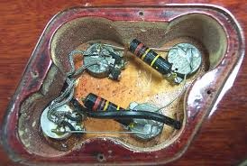 wire it up les paul electronics