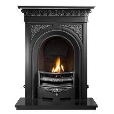 Cast Iron Fireplaces  Fairburn 36 Highlight Cast Iron FireplaceCast Fireplaces