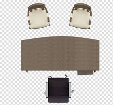Table Top Size Chart Brown Wooden Desk And Chairs Illustration Table Furniture