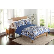 Better Homes and Gardens Suzani Bedding Quilt, Blue - Walmart.com &  Adamdwight.com