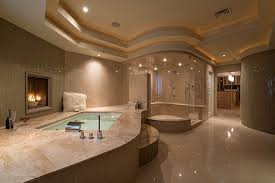 Delighful Beautiful Modern Master Bathrooms M In Impressive Design