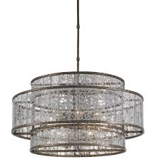 fantasia mercury glass chandelier