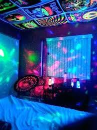 Black Light Bedroom Ideas 2
