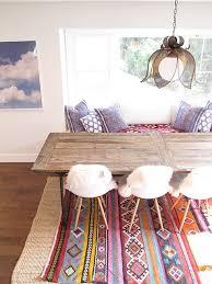 39 original boho chic dining room designs_4 bohemian chic furniture