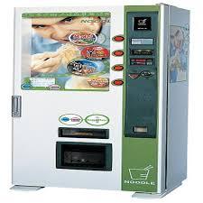 Soup Vending Machines Beauteous Free Standing Bowl Noodle Soup Vending Machine Roven