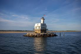 Bud Light Lighthouse Bug Light Has Weathered Storms Harbored Spirits And Guided