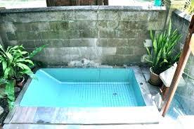 diy outdoor bathroom outdoor bathtub beautiful home design tutorial outdoor bathtub diy outdoor dog toilet area