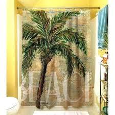 palm tree bathroom accessory palm tree bathroom decor bar lamp home office bath set rug tropical