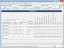 vehicles maintenance records truck maintenance software