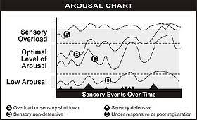 Sensory Processing Chart Sensory Processing Disorder The Consultant