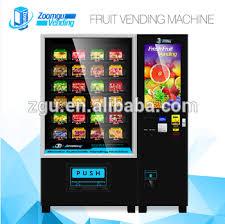 Fruit Vending Machine Enchanting Automatic Vending Machine Combo Machine Fresh Fruit Vending Machine