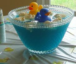 How To Make Punch For A Baby Shower  YouTubeBlue Punch For Baby Boy Shower