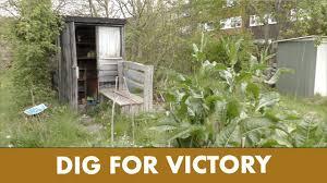 The Wartime Kitchen And Garden Seans Wartime Kitchen Garden 2 April Tour Youtube
