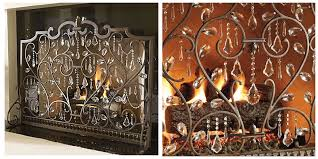 crystal fireplace screen home design awesome cool with crystal fireplace screen architecture