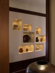 Decoration, Modern Minimalist Wall Niches For Antique Collections ~ Wall  Niche Ideas: Tips of How to Decorate Them