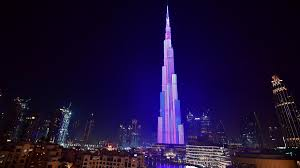 Burj Khalifa Light Show Timings Burj Khalifa Is Celebrating Its 10th Anniversary With