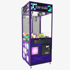 Baby Vending Machine Impressive Purple Automatic Doll Vending Machine Vending Machine Baby Vending