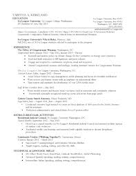 Reverse Chronological Resume Sample Tomyumtumweb Com