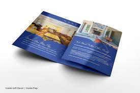 New York Design Studio – Marketing Brochure For A High-End Home Builder