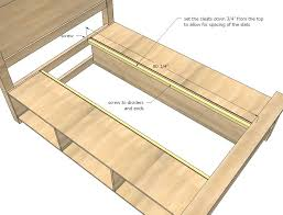 platform bed with drawers plans california king to build size queen storage platform bed with drawers plans queen