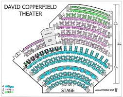 David Copperfield Tickets Seating Chart David Copperfield Seating Hawthorneatconcord