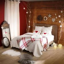 Diy Christmas Decorations Bedroom Trellischicago