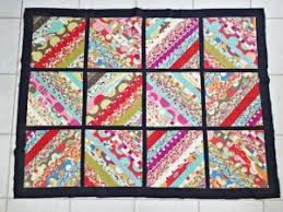 30+ Free Jelly Roll Quilt Patterns you will love & A jelly roll baby quilt. jelly roll quilt Adamdwight.com