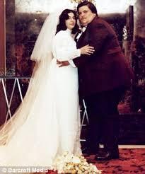 richard simmons before he lost weight. michael hebranko married madelaine on june 6, 1976 in las vegas, nevada richard simmons before he lost weight