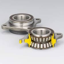 double flange bearing. double-row tapered roller bearings with outer mounting flange (hubii for inner ring rotation type) double bearing a