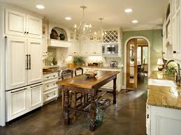 Kitchen Cabinet Display French Country Kitchens Brown Subway Tile Backsplash White Small