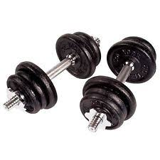 york 40 lb dumbbell set. york barbell cast iron adjustable spin-lock dumbbell sets - 90 lb 40 set t