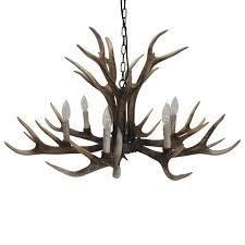 ceiling lights antler ceiling lamp deer horn ceiling fan crystal chandelier white faux antler chandelier