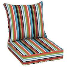 home decorators collection multi colored outdoor chair cushions
