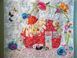 130 best Pictorial Quilts or Wall Hangings images on Pinterest ... & Laura Heine Pattern. I call her