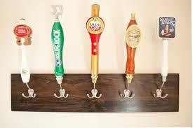 Beer Tap Coat Rack Classy Beer Tap Coat Rack Kyles Beer Taps Pinterest Beer Lovers Coat