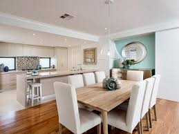 Kitchen And Dining Room Simple Inspiration Ideas