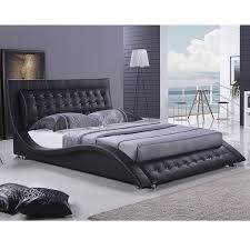 Incredible Black King Size Platform Bed with King Bed King Size Bed