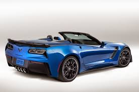 Bob Steele in the News: Convertible 2015 Chevy Corvette Z06 Debut