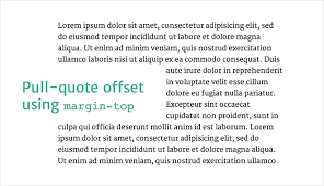 Html Quote Gorgeous Getting Started With CSS Shapes Wrapping Content Around Custom