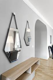 Mirror Wall Decoration Living Room Decorating Small Beveled Mirror Tiles Modern Contemporary Small