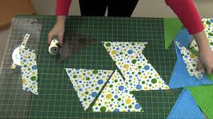 How to cut out triangles for your triangle quilt NEW Sew Easy ... & How to cut out triangles for your triangle quilt NEW Sew Easy Triangle  Rulers - YouTube Adamdwight.com