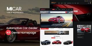 Download Micar V1 4 Auto Dealer Rtl Woocommerce Wordpress