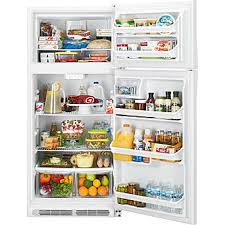 refrigerator racks. top freezer refrigerator w/ wire shelves - white racks w