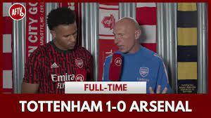Tottenham 1-0 Arsenal